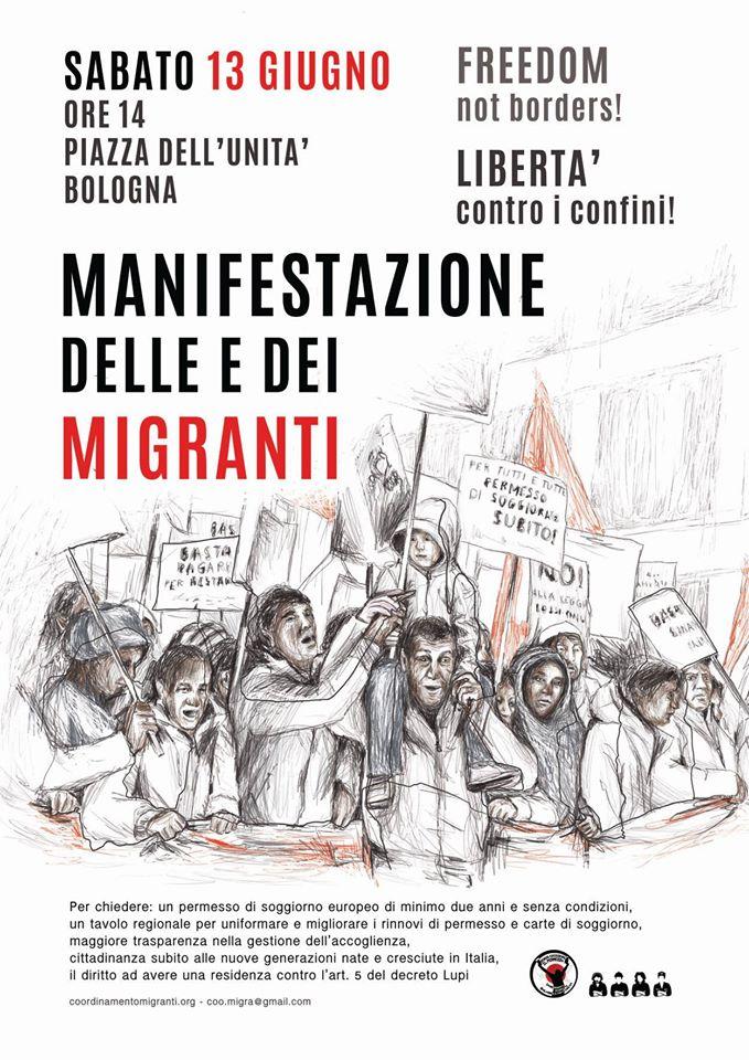 """L\'accoglienza non sia un business"""", sabato migranti in ..."""