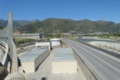 Centro temporaneo prima assitenza (foto No Border Ventimiglia)