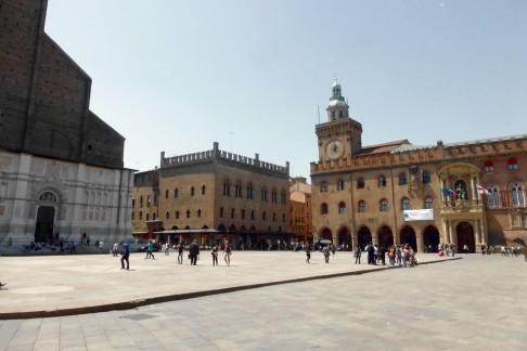 Piazza Maggiore (