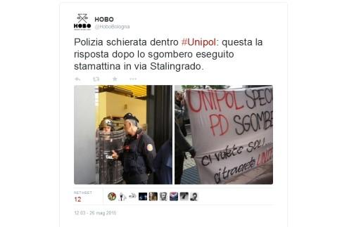 Cariche Unipol (twitter @HoboBologna)