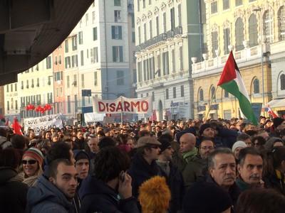 01 Corteo Genova 17 novembre 2007