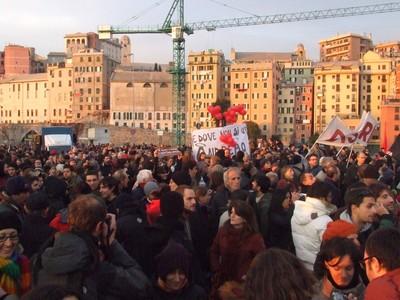 03 Corteo Genova 17 novembre 2007