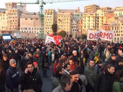 04 Corteo Genova 17 novembre 2007