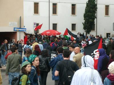 Corteo antifascista