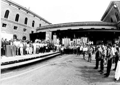 manifestazione anniversario strage 2 agosto