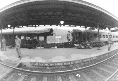 21 - strage 2 agosto 1980 stazione di bologna