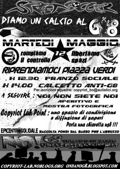 Locandina street soccer 2