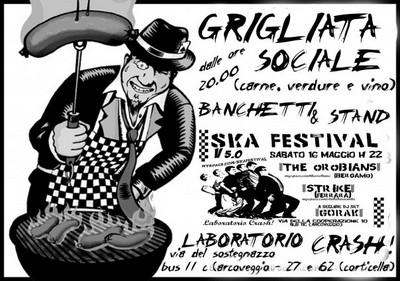 grigliata sociale