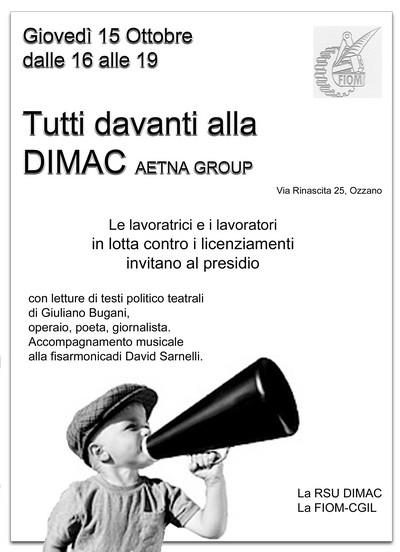 Volantino Dimac