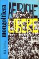 """""""Afriche Libere"""", la copertina del n. 84 di Mongolfiera - 9 luglio 1988"""